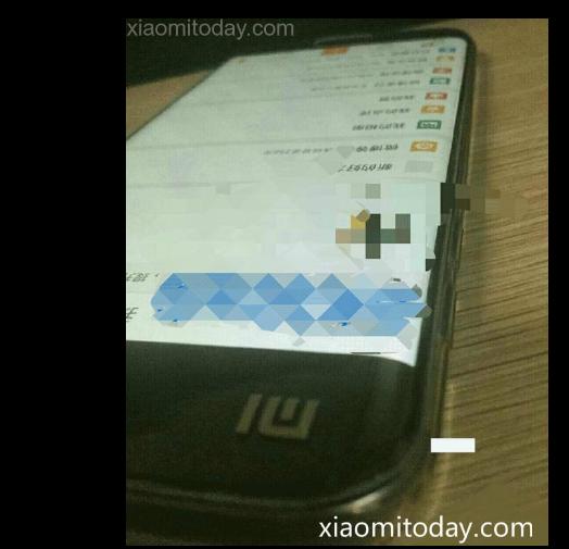 Xiaomi Note 2 показался на шпионском фото – фото 2