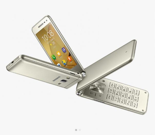 Раскладной смартфон Samsung Galaxy Folder 2 появился на сайте китайского представительства компании – фото 2