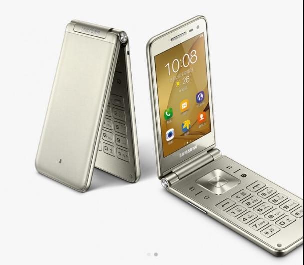 Раскладной смартфон Samsung Galaxy Folder 2 появился на сайте китайского представительства компании – фото 1