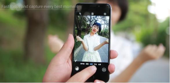 UMi Plus демонстрирует возможности камеры в ручном и автоматическом режимах – фото 3