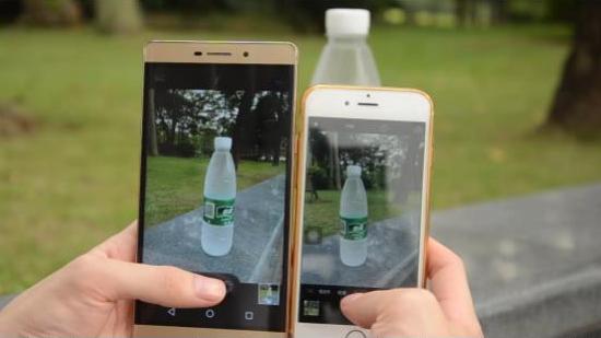 VKworld T1 Plus против iPhone 6s в сравнении камер и работы сканеров отпечатков пальцев – фото 1