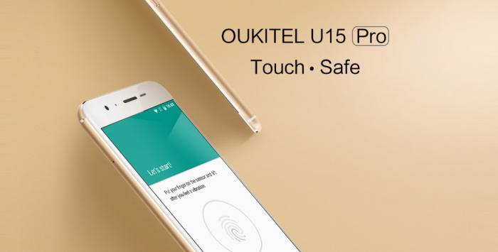 Только 7 дней Oukitel U15 Pro в магазине Gearbest.com за $119.99 – фото 2