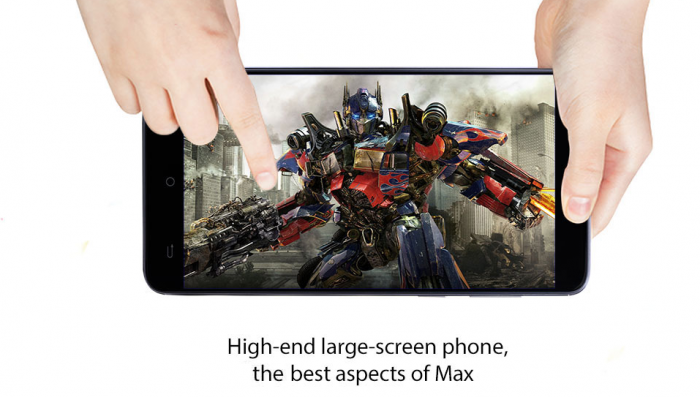 6-дюймовый Cubot Max с аккумулятором на 4100 мАч за $119.99 в магазине Gearbest.com – фото 2