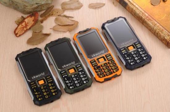 VKworld Stone V3S - защищенный телефон для экстремальных условий эксплуатации всего за $30 – фото 2
