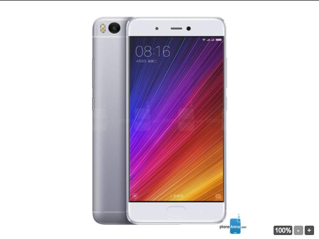 Xiaomi Mi 5s засветился на снимках в 6 Гб ОЗУ – фото 1