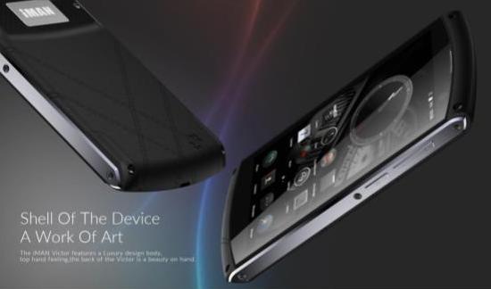 Премиальный защищенный (IP67) смартфон iMAN Victor в акции от магазина Tomtop.com – фото 2
