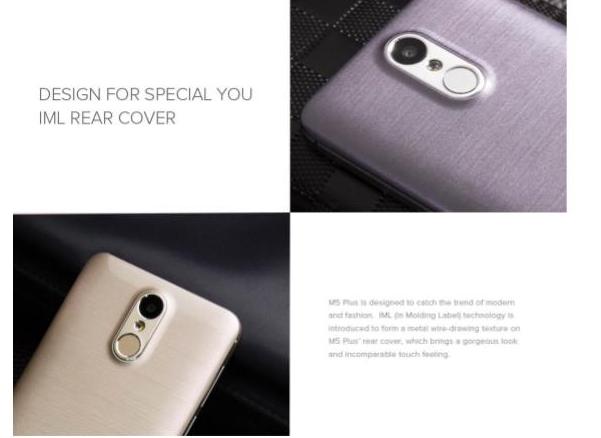 Leagoo M5 Plus претендует на звание лучшего смартфона до $80 – фото 1