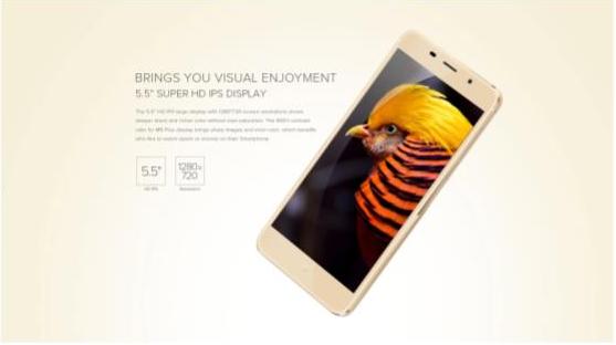 Leagoo M5 Plus претендует на звание лучшего смартфона до $80 – фото 2