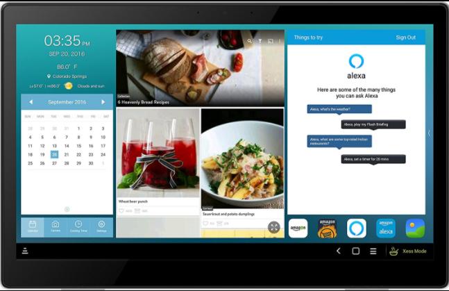 17,3-дюймовый планшет Alcatel Xess поступил в продажу – фото 1