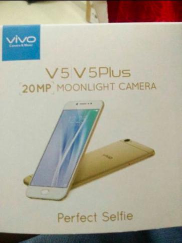 Vivo V5 и Vivo V5 Plus получат селфи камеру на 20 Мп – фото 1