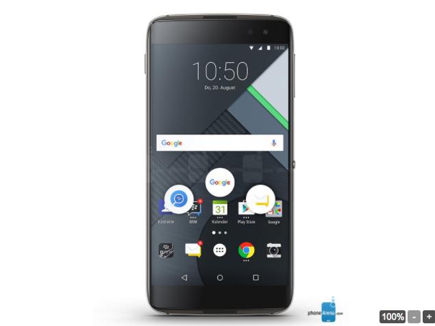 TCL получила право создавать устройства под брендом BlackBerry – фото 1
