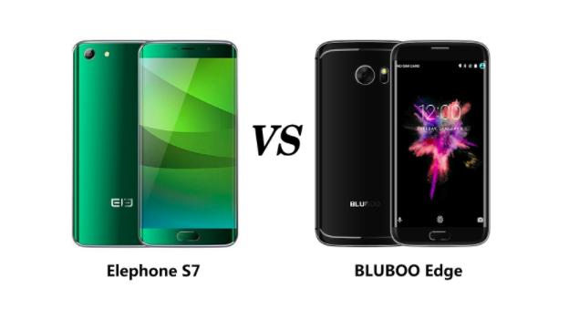 Bluboo Edge с изогнутым дисплеем готов конкурировать с Elephone S7 – фото 1