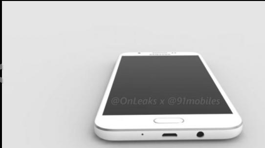 Samsung Galaxy J7 (2017) засветился на рендерах – фото 1