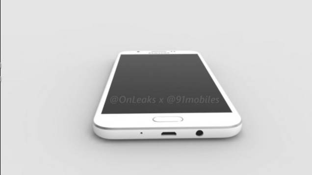 Samsung Galaxy J7 (2017) засветился на рендерах – фото 2