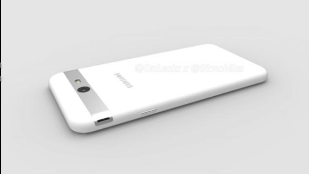 Samsung Galaxy J7 (2017) засветился на рендерах – фото 3