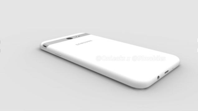Samsung Galaxy J7 (2017) засветился на рендерах – фото 4