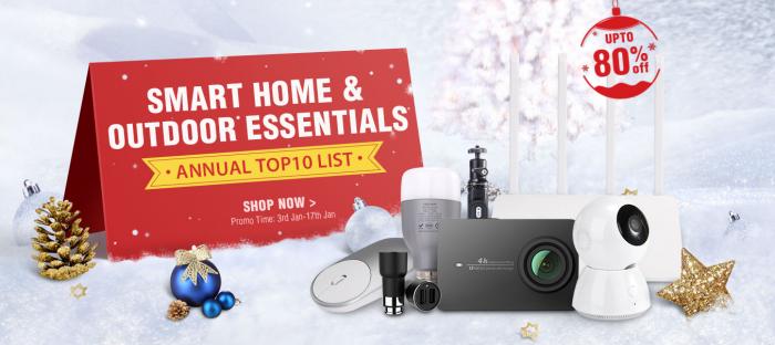 Купи экшн-камеры и умные гаджеты в Geekbuying недорого – фото 1