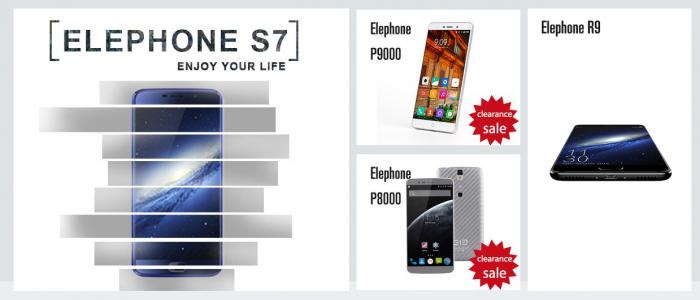 Распродажа смартфонов Elephone на AliExpress – фото 1