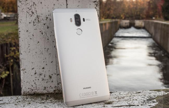 Huawei Mate 9 с модификации 6/128 Гб замечен у ритейлеров – фото 1
