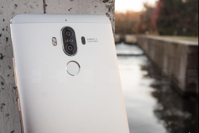 Huawei Mate 9 с модификации 6/128 Гб замечен у ритейлеров – фото 2