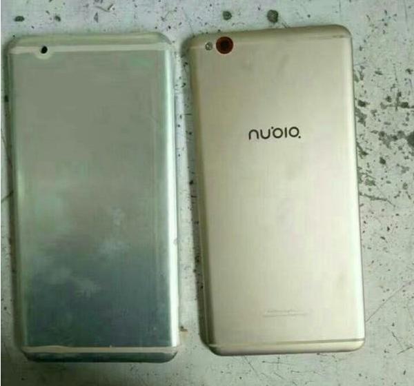В сеть выложили фото корпуса смартфона Nubia – фото 1