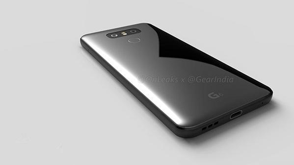 LG G6 не получит Snapdragon 835 и новый рендер флагмана – фото 3