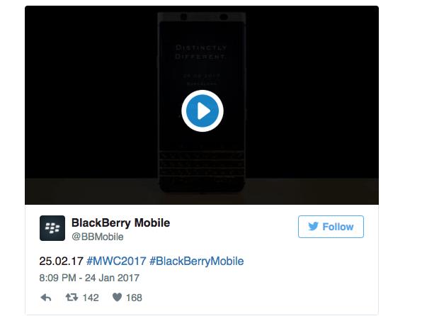 Анонс BlackBerry Mercury с QWERTY-клавиатурой состоится 25 февраля – фото 3