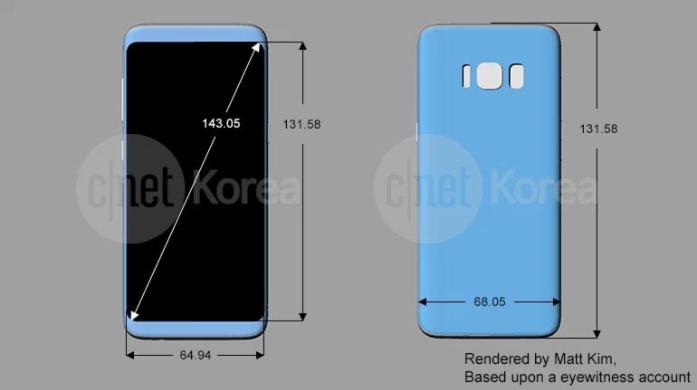 Samsung Galaxy S8: новая порция слухов, каким будет смартфон – фото 1
