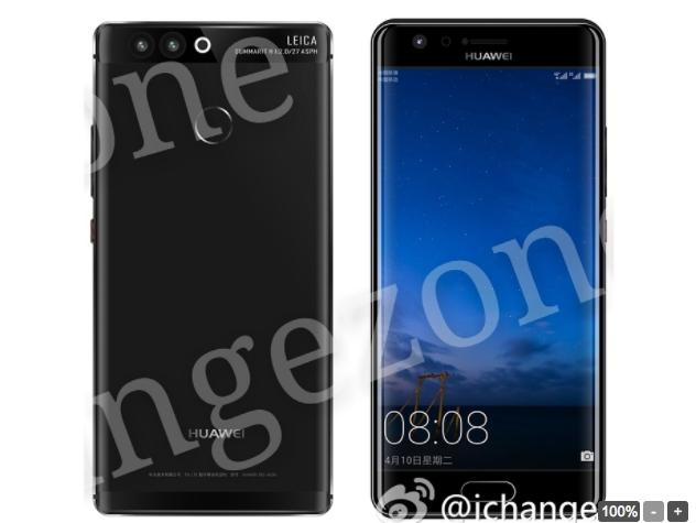 Huawei P10 Plus получит Kirin 965, 8 Гб ОЗУ и сканер радужки глаза – фото 1