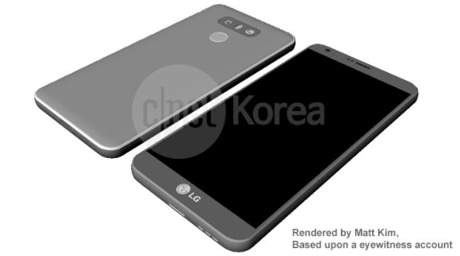 Сколько будет стоить LG G6? – фото 1
