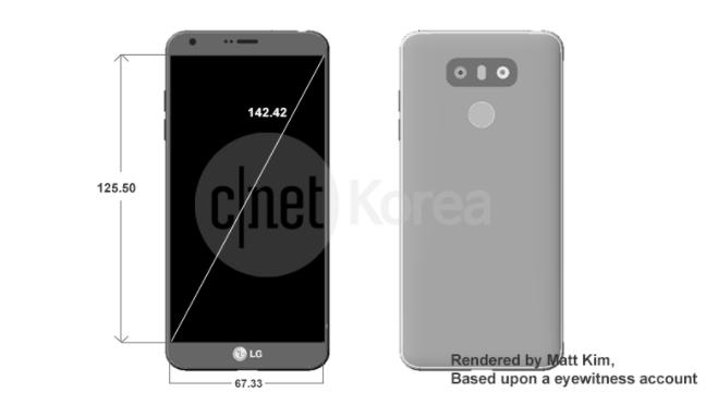 Сколько будет стоить LG G6? – фото 2