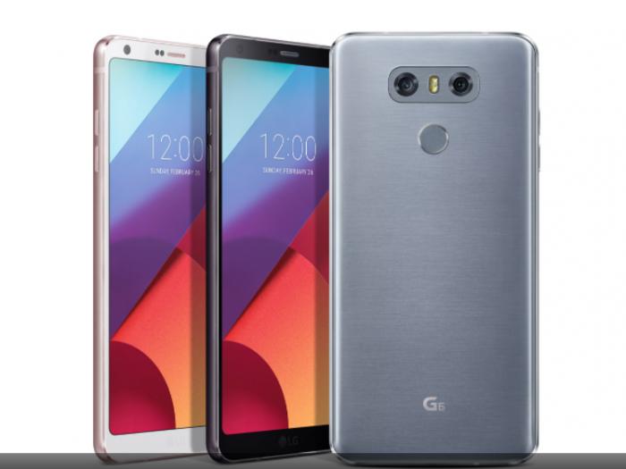 Что скрывается внутри корпуса LG G6 – фото 2