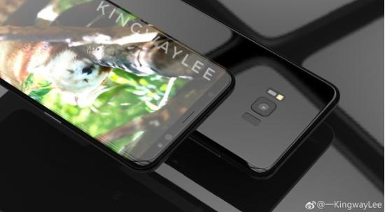 Samsung приготовила новый цвет для Galaxy S8 – фото 3