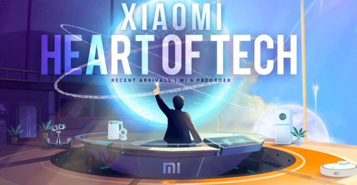 Распродажа устройств Xiaomi на GearBest уже началась – фото 1