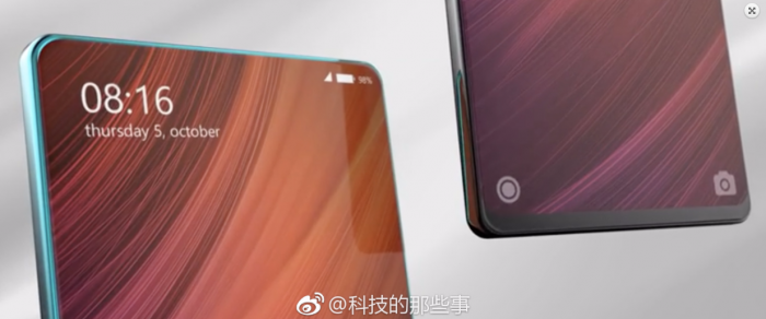 Xiaomi Mi MIX 2: как может выглядеть флагман – фото 4