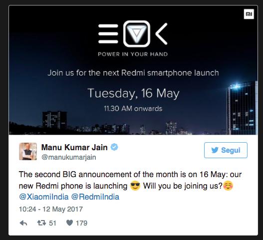 Xiaomi Redmi Pro 2 могут представить 16 мая – фото 1