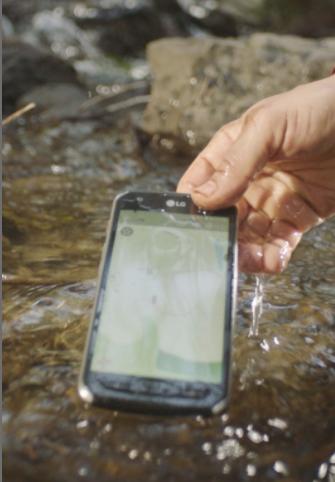 LG представила защищенный X Venture – фото 2