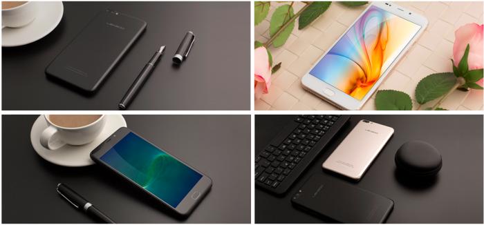Дан старт предзаказам Leagoo M7 в стиле iPhone 7 Plus на платформе Android 7.0 Nougat – фото 2