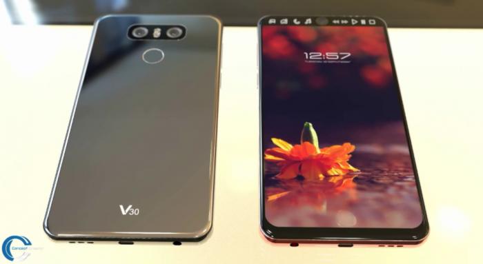 Новый концепт LG V30 с Snapdragon 835 и двойной камерой – фото 1