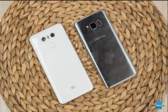 Кто кого: дроп-тест Samsung Galaxy S8 против LG G6 – фото 1
