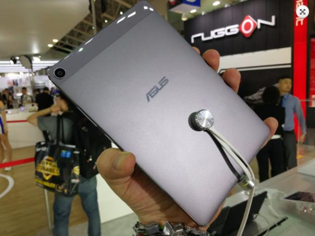 Представлен планшет ASUS ZenPad 3S 8.0 с 2К дисплеем, Snapdragon 652 и 4 Гб ОЗУ – фото 4