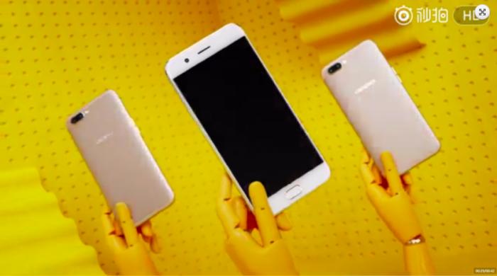 Oppo R11: видео рассказало о цветовом исполнении корпусов смартфона – фото 2