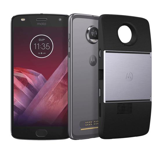Moto Z2 Play сертифицирован в TENAA и опубликованы официальные рендеры смартфона – фото 2