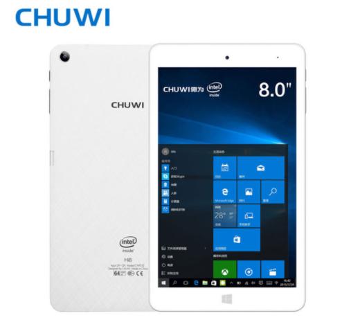Chuwi Hi8 Pro — гибридный планшет на каждый день – фото 1