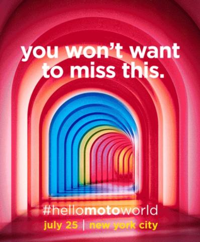 Motorola готовит масштабное мероприятие 25 июля – фото 1