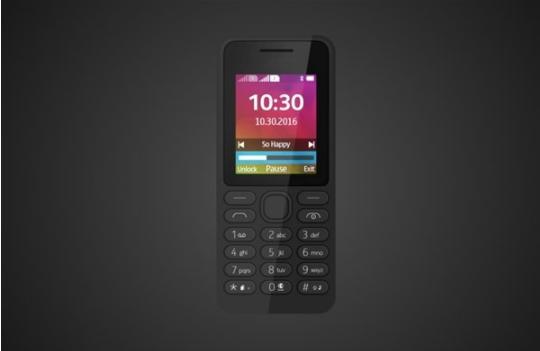 Nokia 105 и 130 возвращаются в новом дизайне – фото 2