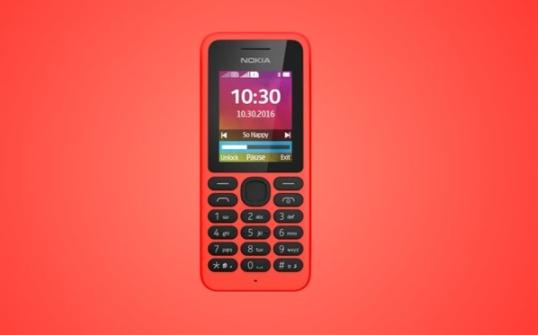 Nokia 105 и 130 возвращаются в новом дизайне – фото 3