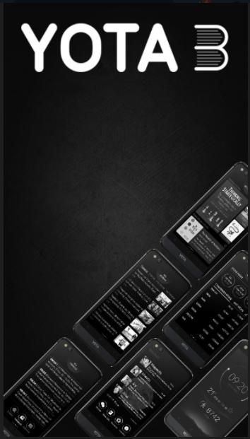 YotaPhone 3 (Yota 3) на официальных пресс-рендерах – фото 2