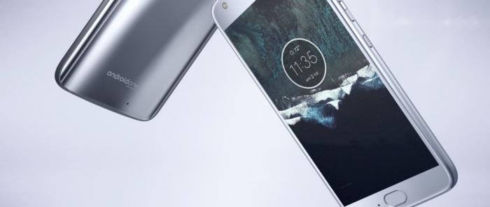 Представлен Moto X4 в серии с Android One – фото 1