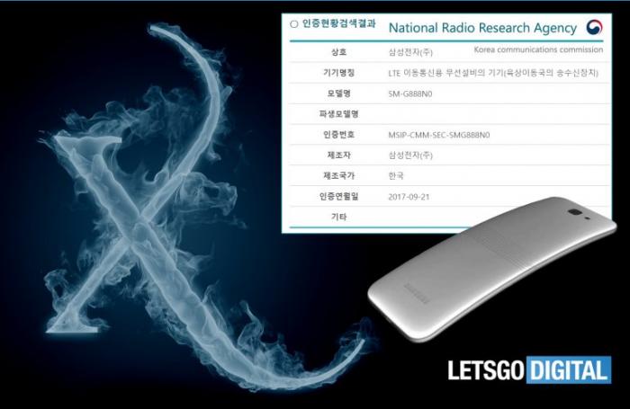 Складной Samsung Galaxy X сертифицирован в Южной Корее – фото 1